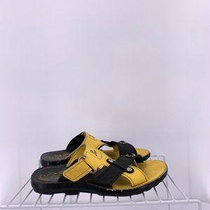 Paragon P-Toes Kids Black Sandals Size 12